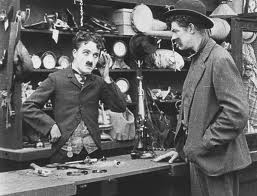 Charlie Chaplin in The Pawn Shop
