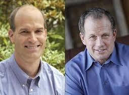 Rick Larsen(D) and John Koster(R) are running for the 2nd District U.S. House seat